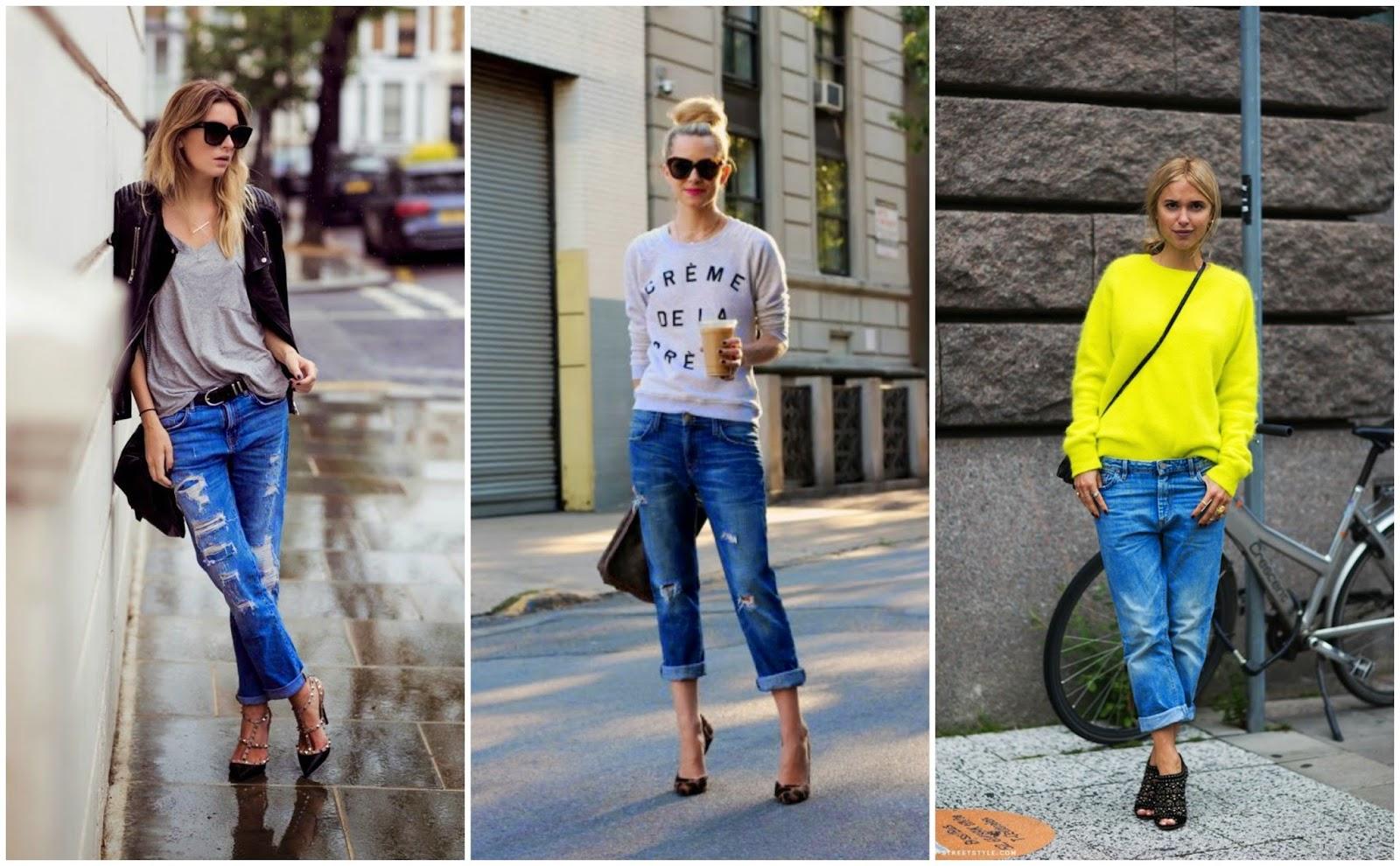 De Moda Usar Boyfriend JeansBlog Rica Como Costa uFcl5KJT13