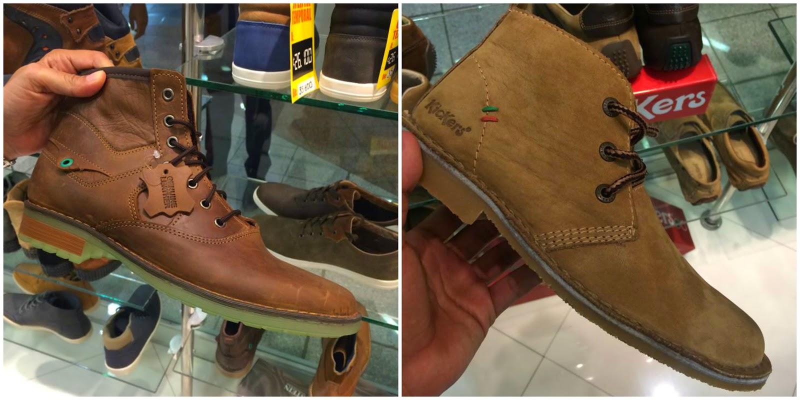 zapatos kickers hombre costa rica