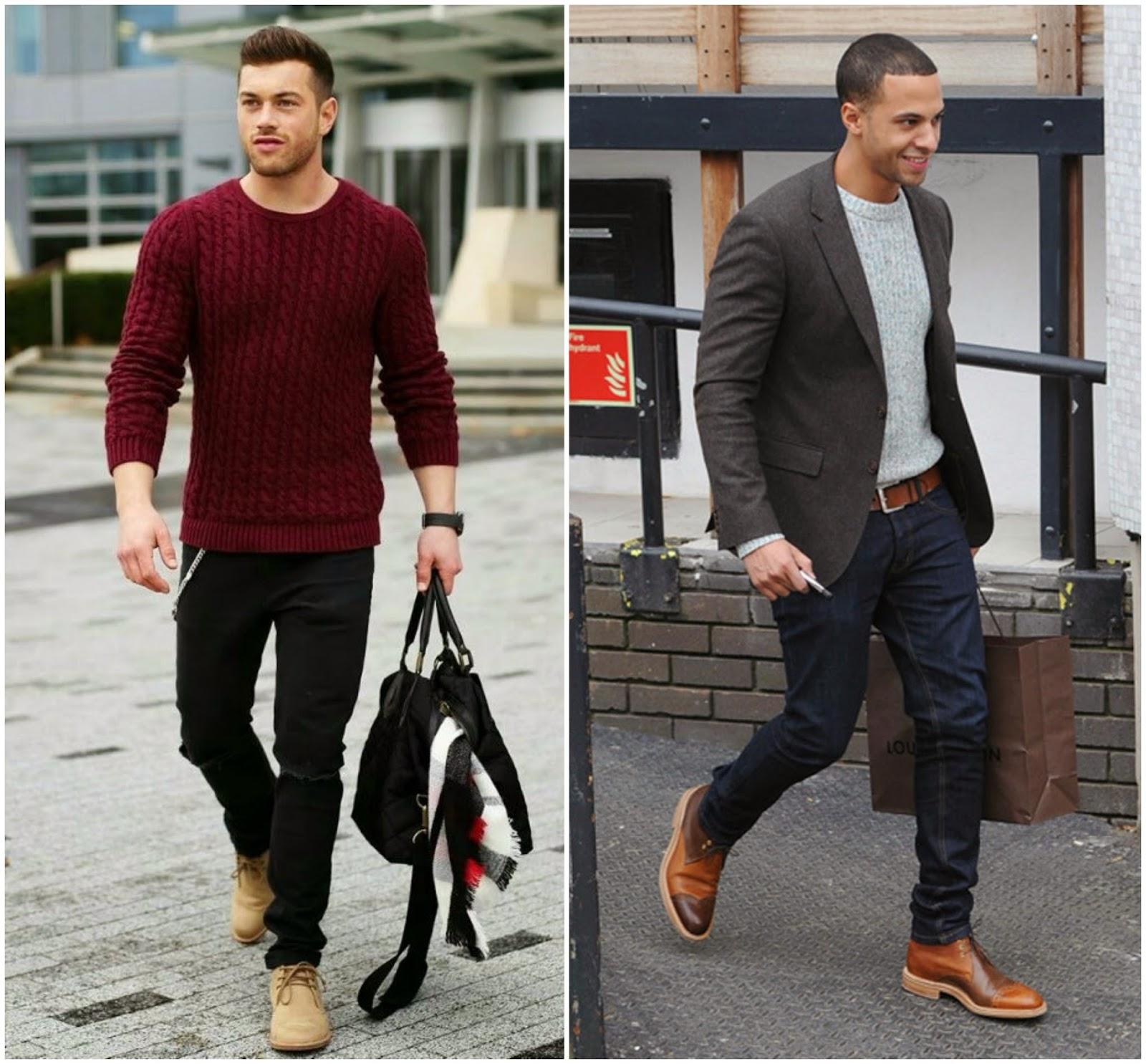 Para estrenar 99925 c952b El zapato hace al hombre: Chukkas y Botines. | Blog de Moda ...