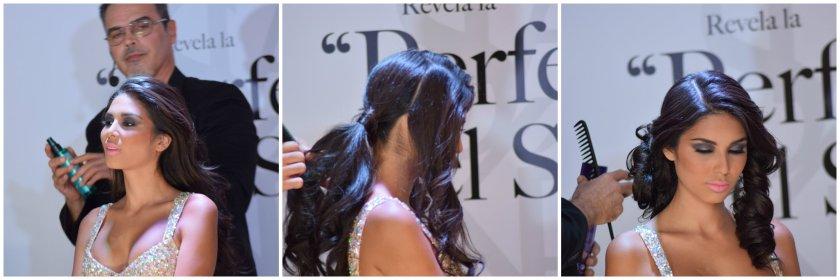 cabello negro