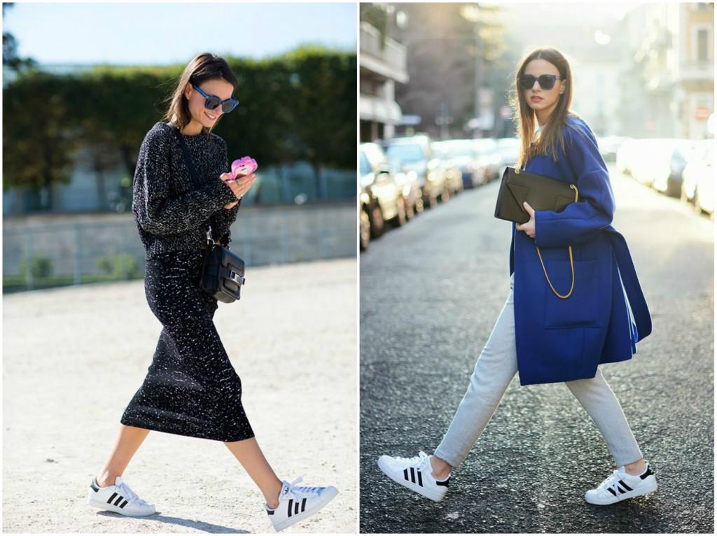 ropa y zapatos adidas