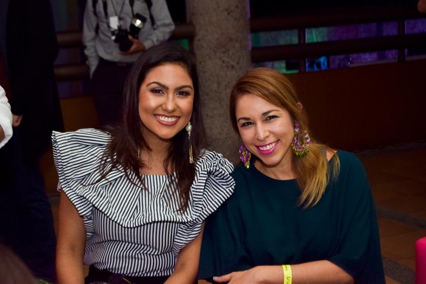 Con Isabela de Angulo28
