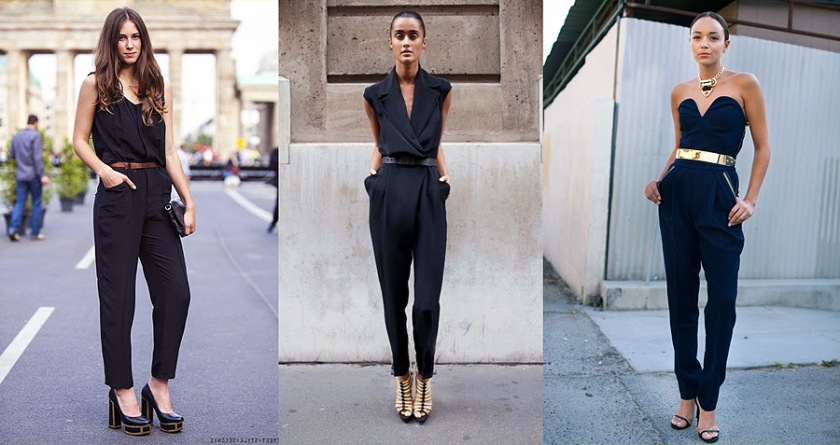 black_chiffon_jumpsuit_office_style_options