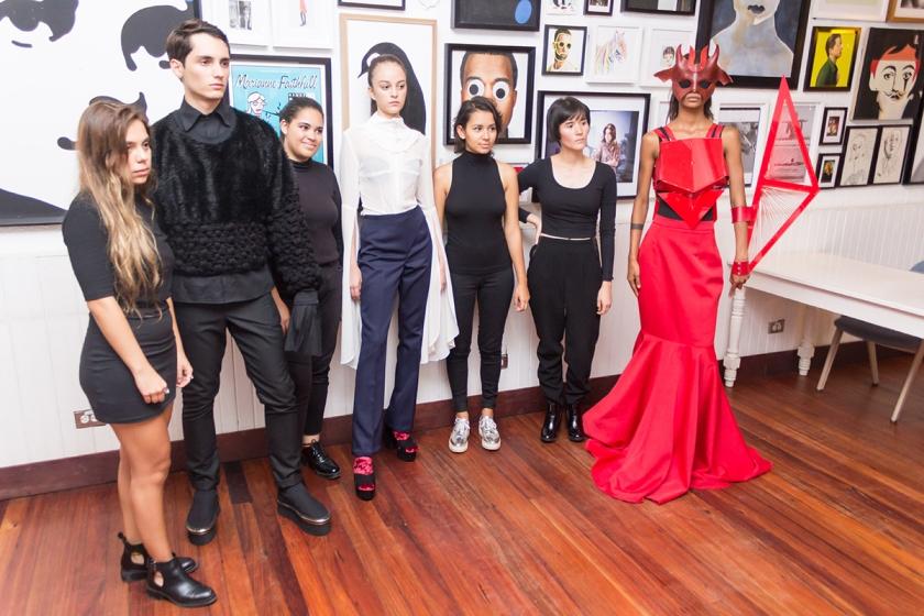 Estudiantes de Diseño de Modas U Creativa - Fotografía por Mateos Muñoz (3)